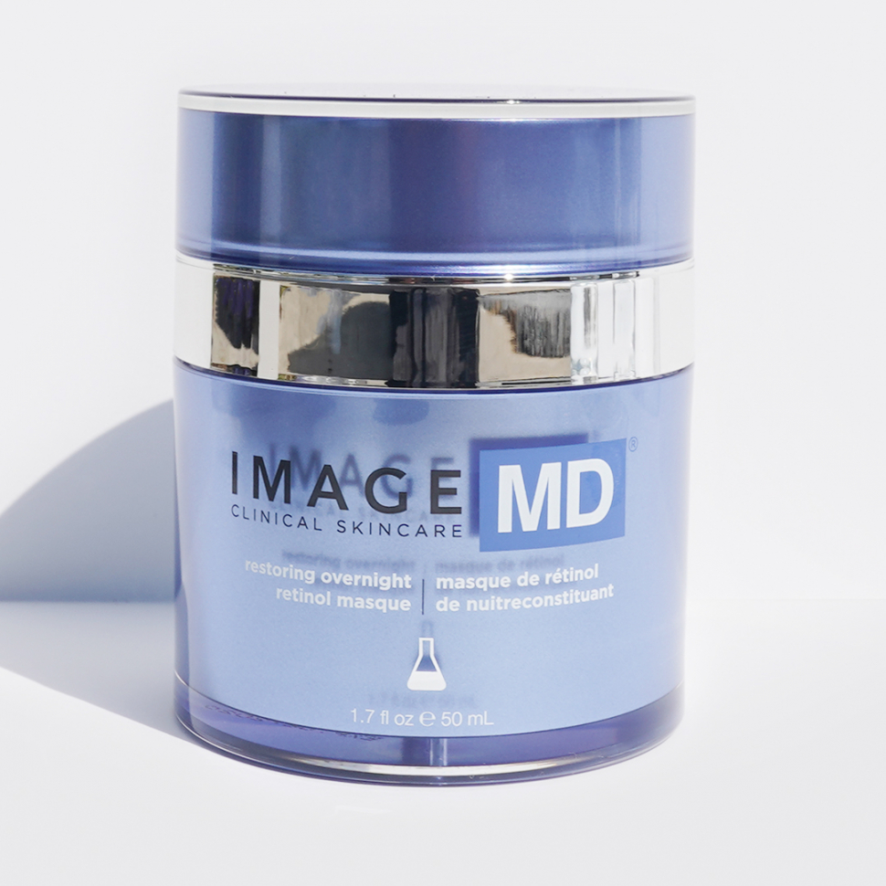 Маска МД с ретинолом MD Restoring Overnight Retinol Masque