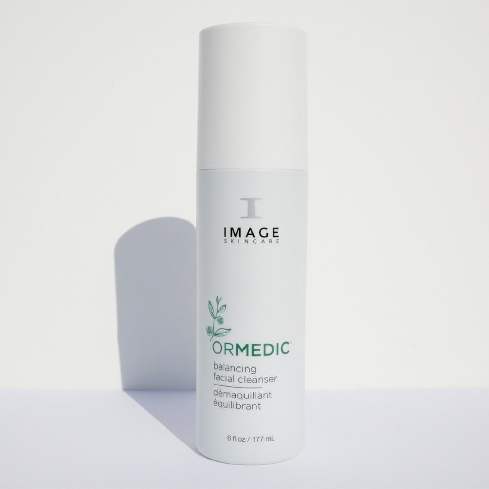 Очищающий гель с алоэ Ormedic Balancing Facial Cleanser