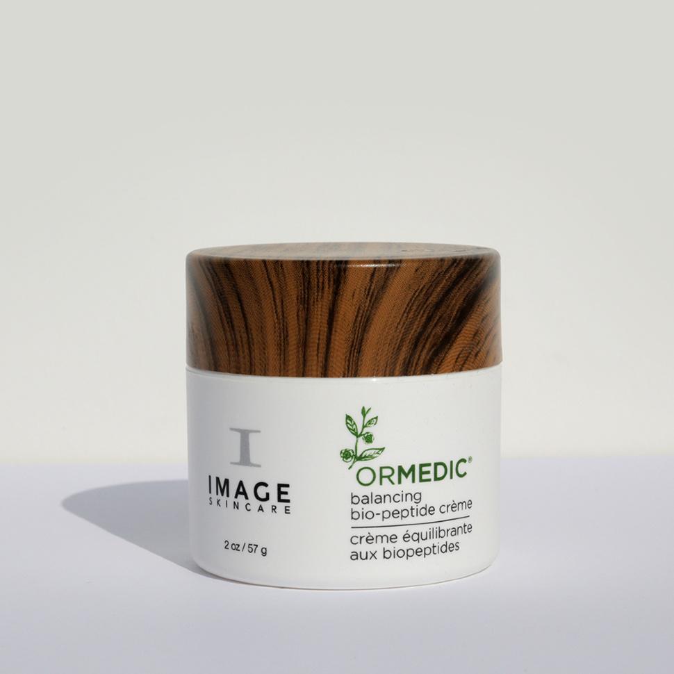 Био-пептидный ночной крем с фитоэстрогенами Ormedic Balancing Bio Peptide Creme